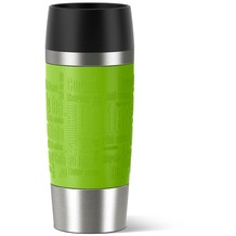 emsa Isolierbecher TRAVEL MUG Manschette, limette, 0,36 Liter