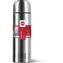 emsa Isolierflasche SENATOR, Edelstahl, 1,00 Liter