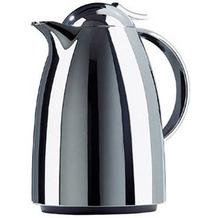 emsa Isolierkanne AUBERGE Quick Tip, Chrom, 1,00 Liter