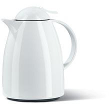 emsa Isolierkanne AUBERGE Quick Tip, Weiß, 0,35 Liter