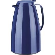 emsa Isolierkanne BASIC, Blau, 1,50 Liter