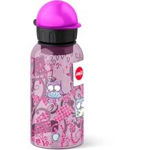 emsa KIDS TRITAN Trinkflasche 0,4 L Owl