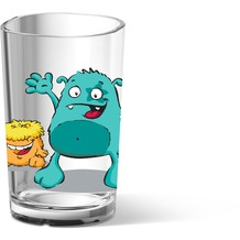 emsa Kindertrinkglas 0,2 L MONSTER