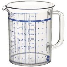 emsa Maßkanne SUPERLINE, Transparent, 1,00 Liter