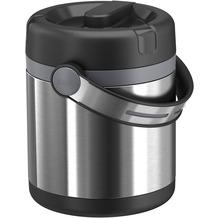emsa Isolier-Speisegefäß MOBILITY, Schwarz-Anthrazit, 1,20 Liter