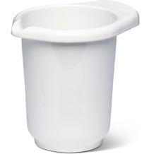 emsa Rührtopf SUPERLINE Quirltopf, 1,20 Liter, Weiß