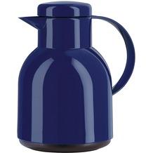 emsa Isolierkanne SAMBA, Blau, 1,00 Liter