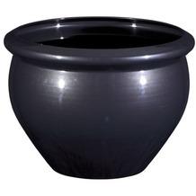 emsa Blumenkübel SIENA NOBILE, Anthrazit, Ø 26 cm