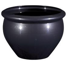 emsa Blumenkübel SIENA NOBILE, Anthrazit, Ø 38 cm