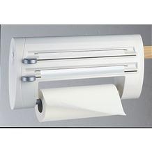 emsa Superline 3-fach-Schneidabroller, weiß, 44,5 cm