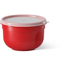 emsa SUPERLINE Colour rund/hoch 1,25 L rot