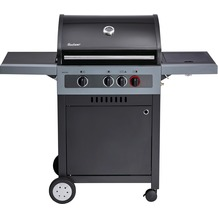 Enders Boston Black 3 K Turbo Gasgrill Grillwagen