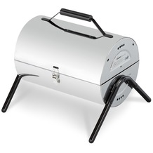 Enders Picknickgrill Dallas 2.0 Holzkohlegrill