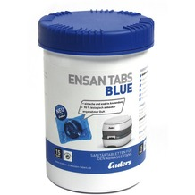 Enders Sanitär Tabs Ensan Tabs Blue (Abwassertank)