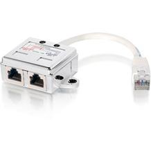 Equip Anschlussverdoppler RJ45 Cat.5 UTP/STP