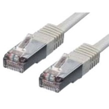 Equip CU Patchkabel S/FTP 2xRJ45 Cat.6 250MHz grau 2,0m