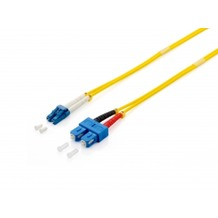 Equip LWL Patchkabel LC/SC 9/125µm duplex 1,0m