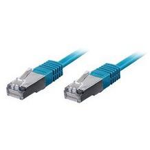 Equip Patchkabel 15,0m blau-2xRJ45 S/STP-C6 250MHz