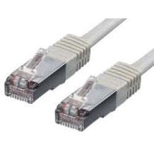 Equip Patchkabel 40,0m grau-2xRJ45 S/STP-C6 250MHz