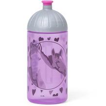 ergobag Isybe Trinkflasche 20 cm hufbäreisen pinke herzen