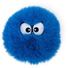 ergobag Klettie mit Motiv 9 cm blau-flausch blau