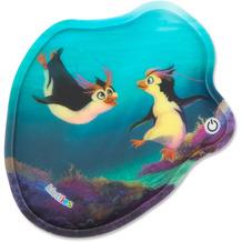 ergobag Klettie mit verschiedenen Motiven LED 13 cm pinguine pinguine