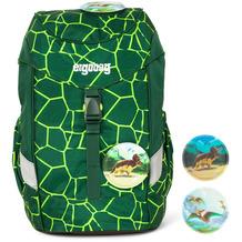 ergobag Mini Plus Kindergartenrucksack 30 cm bärrex lava grün