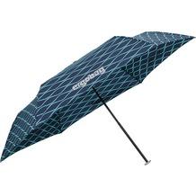 ergobag Regenschirm 21 cm petrol türkis
