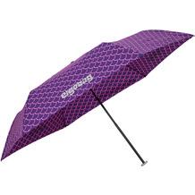 ergobag Regenschirm 21 cm pinke wellen