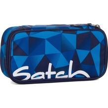 ergobag Satch Schlamperbox Blue Crush 9A2 blau polygon