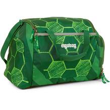 ergobag Sportasche 41 cm grün fußball