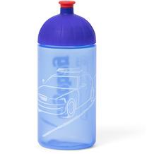 ergobag Trinkflasche Isybe 20 cm blaulichtbär blau