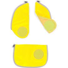 ergobag Cubo Sicherheitsset 3tlg. yellow