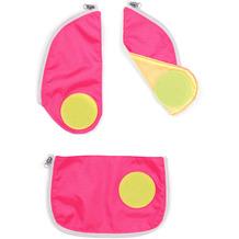 ergobag Cubo Sicherheitsset 3tlg. pink