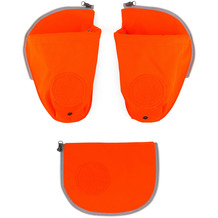 ergobag Zubehör und Accessoires Sichherheitsset Pack 3-tlg mit Seitentasche Orange 601 orange