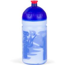 ergobag Trinkflasche Isybe 20 cm blau karo karoalabär