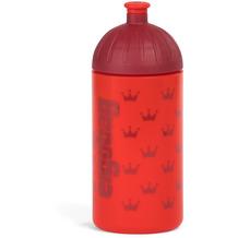 ergobag Trinkflasche Isybe 20 cm Küss den Bär-rote kronen