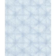 Erismann Strukturtapete auf Vlies 540008 My Garden Muster/Motiv blau