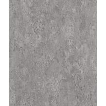 Erismann Vinyltapete auf Vlies 632110 Imitations Muster/Motiv grau