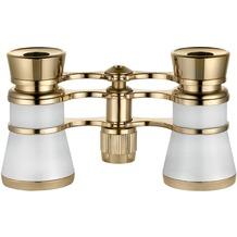 Eschenbach Optik ESCHENBACH Opernglas glamour weiss/gold