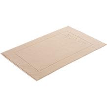 """ESPRIT Badeteppich """"Solid"""" sand 60 x 90 cm"""