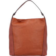 ESPRIT Carly Hobo Schultertasche 34 cm rust brown