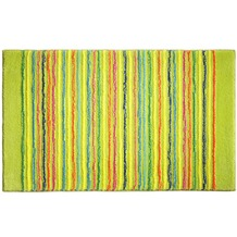 ESPRIT Badteppich Cool Stripes ESP-0232-02 grün 70 cm x 120 cm