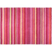 ESPRIT Teppich Funny Stripes ESP-2845-01 rot 120 x 180 cm