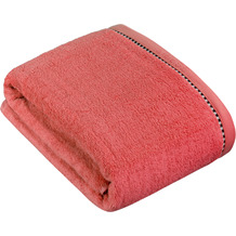 """ESPRIT Frottierserie """"Box Solid"""" coral Badetuch 100 x 150 cm"""