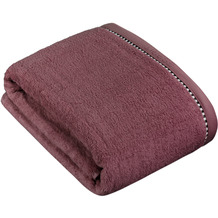 """ESPRIT Frottierserie """"Box Solid"""" dusty mauve Badetuch 100 x 150 cm"""
