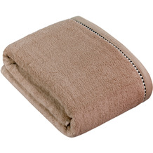 """ESPRIT Frottierserie """"Box Solid"""" mocca Badetuch 100 x 150 cm"""