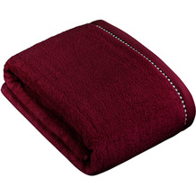 """ESPRIT Frottierserie """"Box Solid"""" mulberry Badetuch 100 x 150 cm"""