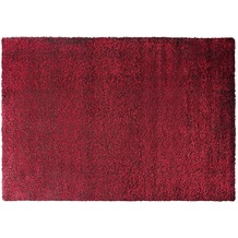 ESPRIT Hochflor-Teppich Cosy Glamour ESP-0400-81 rot 80 x 150 cm