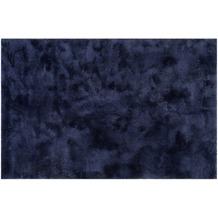 ESPRIT Hochflorteppiche #relaxx ESP-4150-28 schwarzblau 70x140 cm